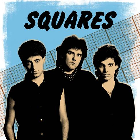 Joe Satriani To Release Squares Music - Early Demos From His First Band - Out July 12th