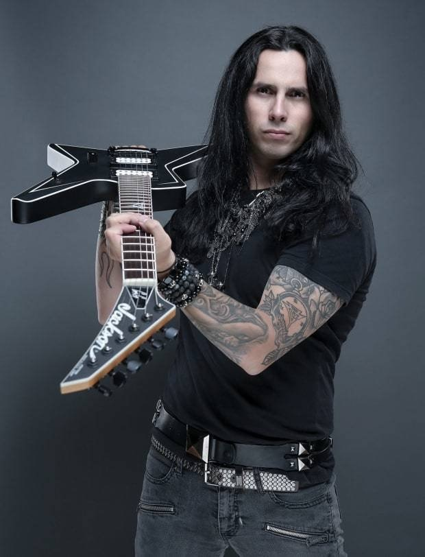 Gus G Opens Up About His Guitar Art, Ozzy, And Plans For A New Guitar