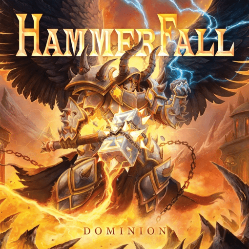 Hammerfall New Album 'Dominion' Due Out August 16, 2019
