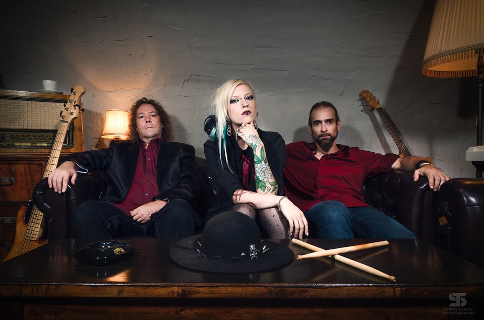 "Hear Ex Burning Witches Vocalist Seraina Telli Teaser For Her Band ""Dead Venus"""
