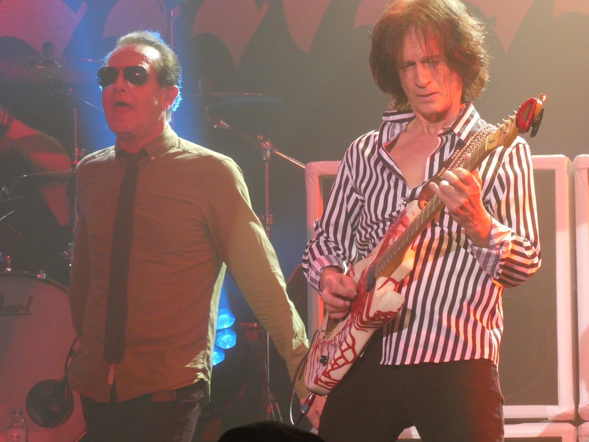 "Graham Bonnet Joins Impellitteri To Sing ""Stand In Line"" During Japan Show"