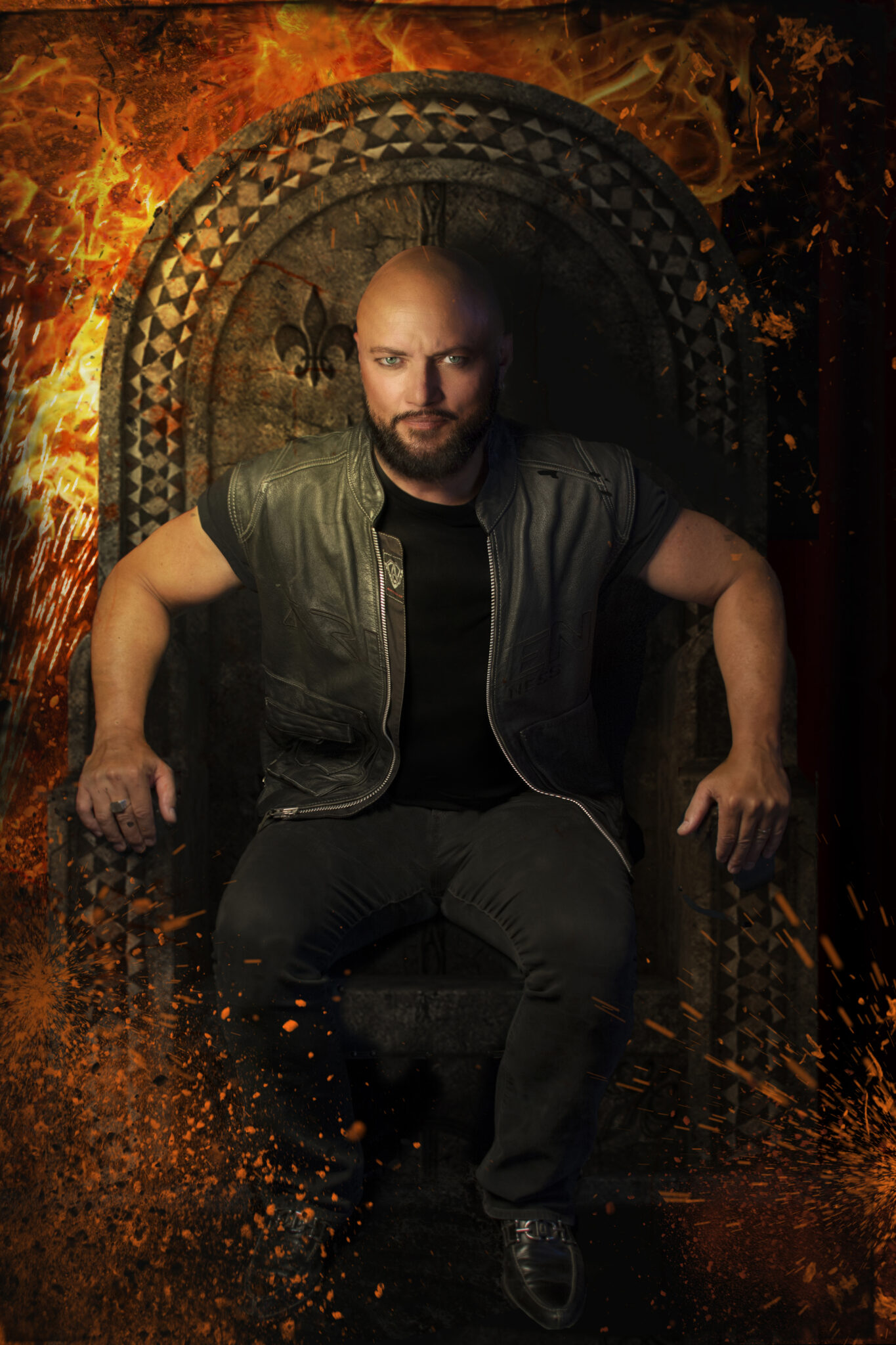 "Geoff Tate: ""I Am Queensryche"""