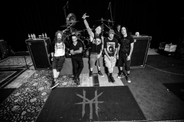 "Hellyeah Releases Video For ""Oh My God"""