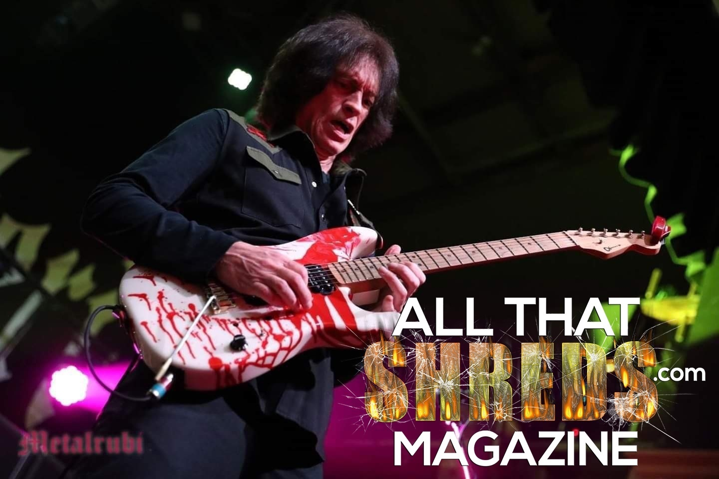Why Guitarist Chris Impellitteri Is One Of The Best Metal Guitarists Today