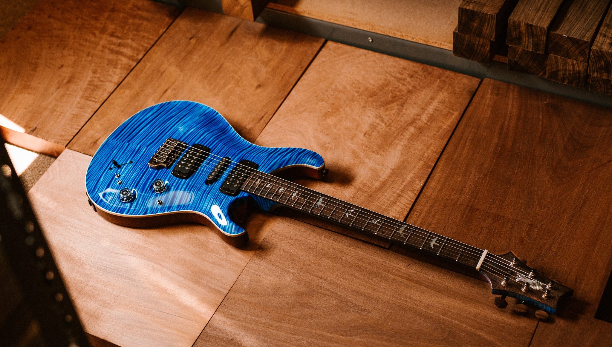 PRS Guitars Announces Private Stock Modern Eagle V Limited