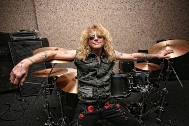 Ex-Guns N' Roses Drummer Steven Adler Hospitalized After Stabbing Himself