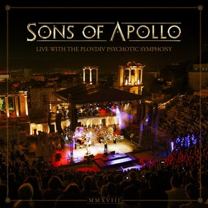 Sons Of Apollo Announce 'Live With The Plovdiv Psychotic Symphony' Release