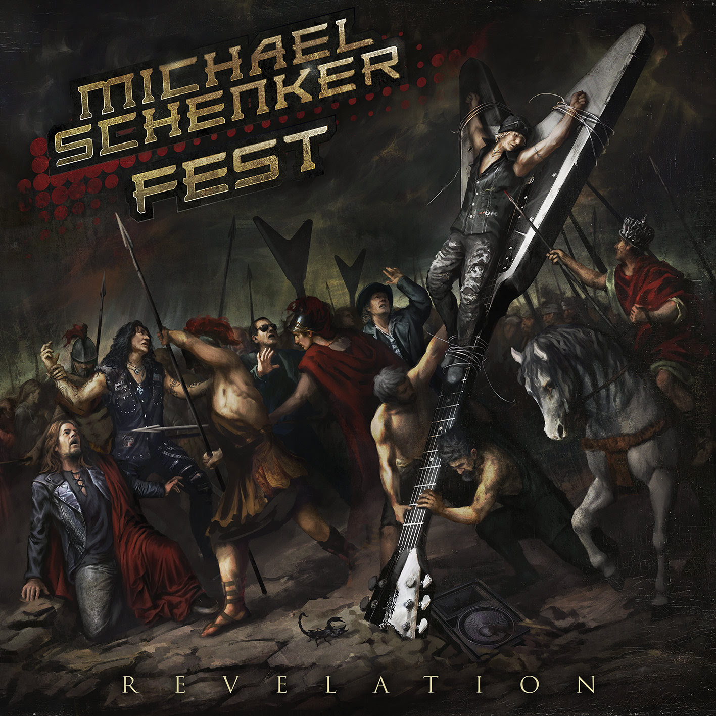 "Michael Schenker Fest Reveals Cover Artwork And New Release Date For ""Revelation"""