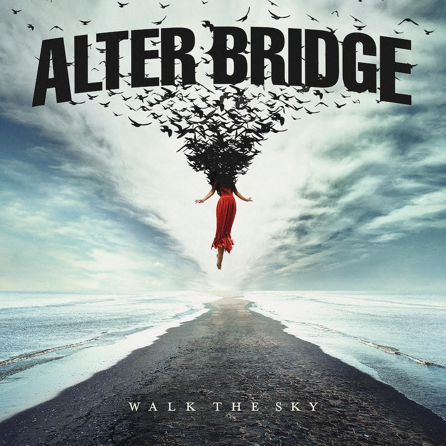 "Alter Bridge To Release Sixth Studio Album ""Walk The Sky"""