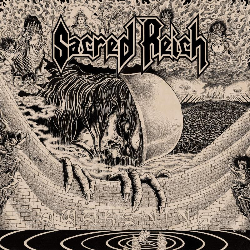 Sacred Reich Announces New Album, 'Awakening'; Launches Video For Title Track