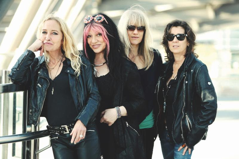 "German Female Rockers Rosy Vista Release Video For ""Sadistic Love"""