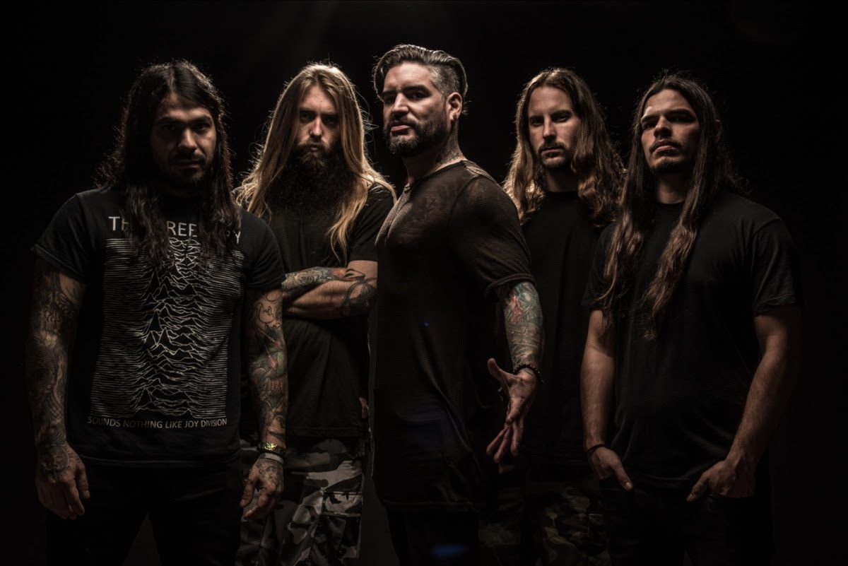 "Suicide Silence Announce New Live Album Live & Mental +Release Music Video For First Single & Korn Cover, ""Blind"""