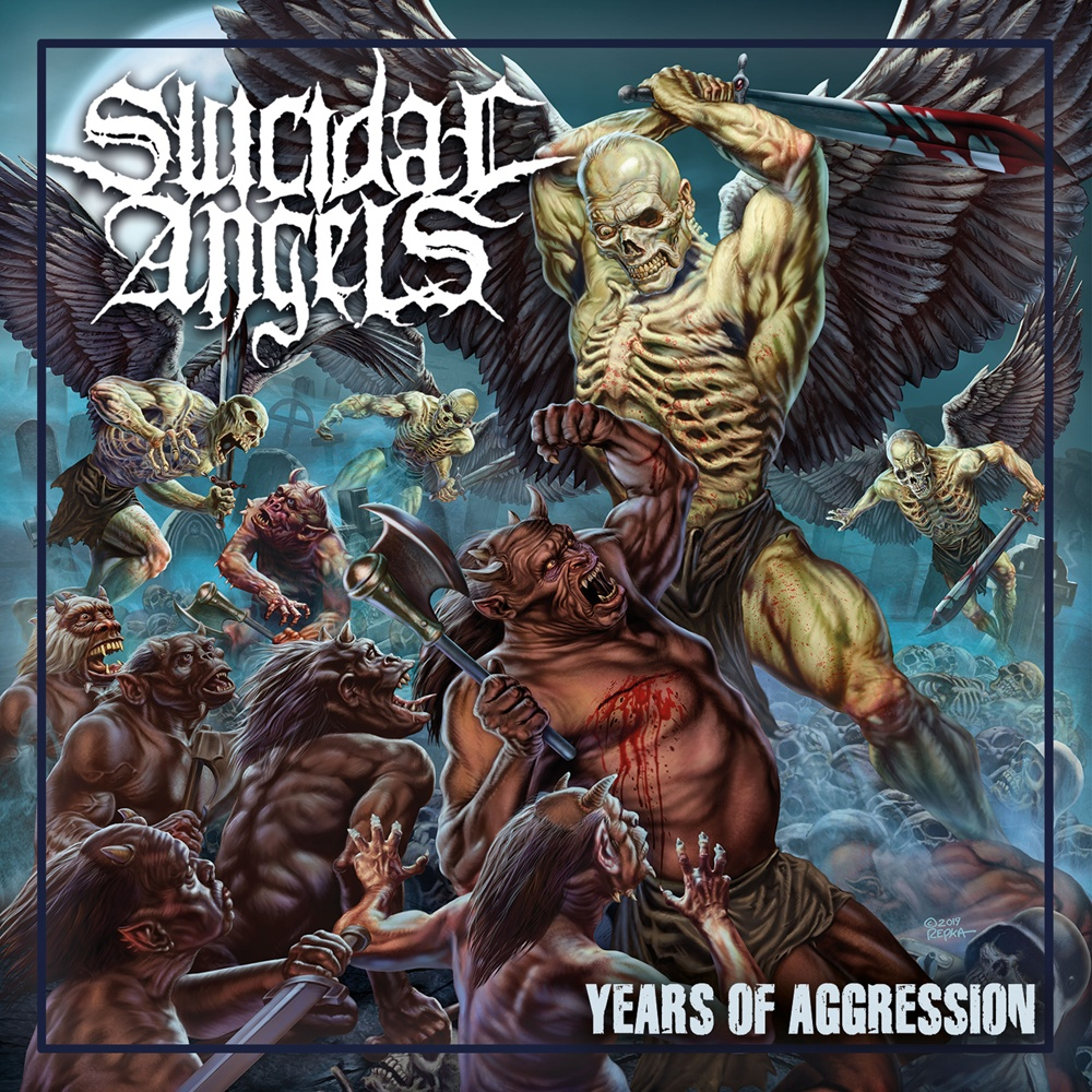 Suicidal Angels Deliver With Years Of Aggression