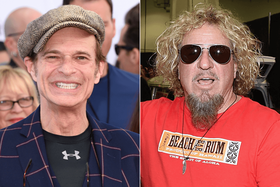 Sammy Hagar Says DLR Refuses To Acknowledge Van Hagar Sold More Albums/A New Roth Show Has Been Posted
