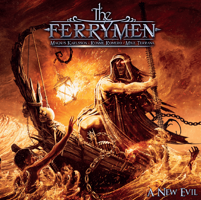 """The Ferrymen Announce New Album Entitled """"A New Evil"""" Out On 10/11"""