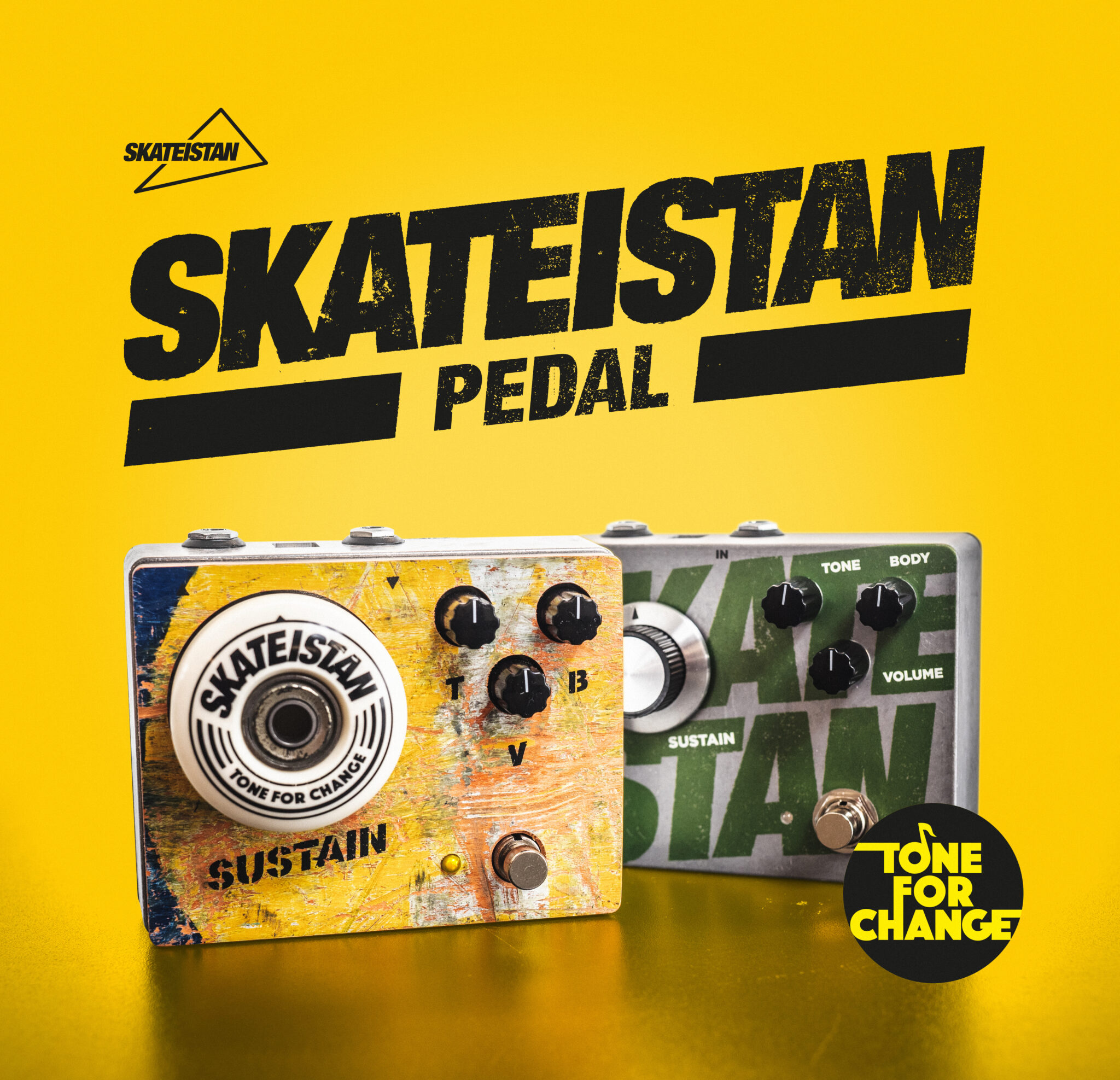 Skateistan Pedals: Made Out Of Skateboards And All Proceeds Go To Charity