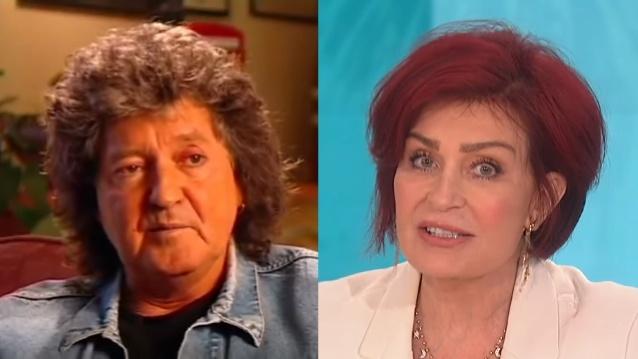 "Bob Daisley Responds To Sharon Osbourne's ""Sad Old F**K"" Comments"