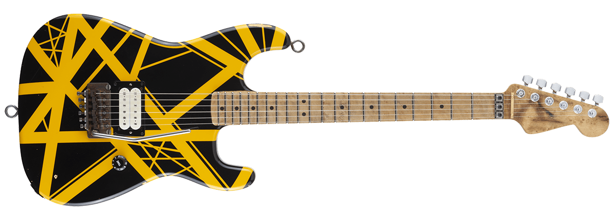 Summer NAMM 2019: EVH Commemorates 40TH Anniversary Of VH II With '79 Tribute Guitar
