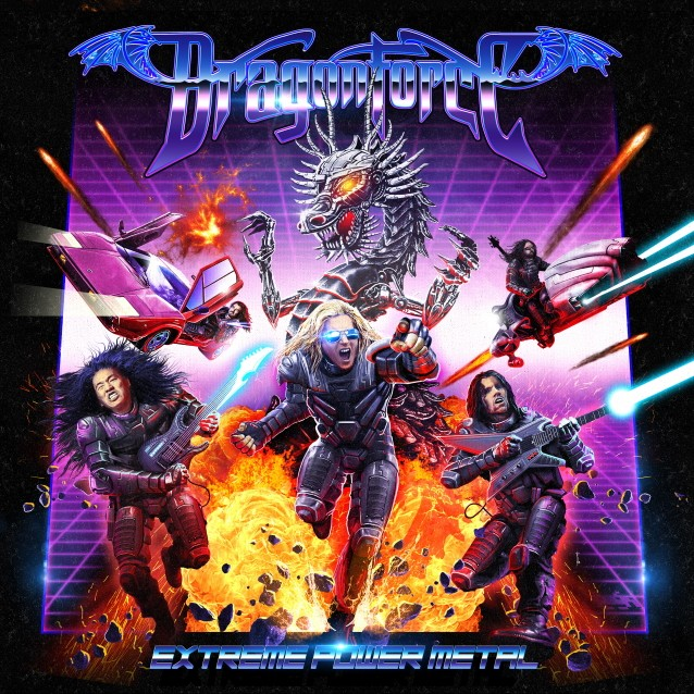 Dragonforce Reveals New Album 'Extreme Power Metal', Launches Video For 'Highway To Oblivion'