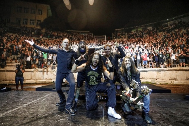 Sons Of Apollo Release Trailer for 'Live With The Plovdiv Psychotic Symphony'
