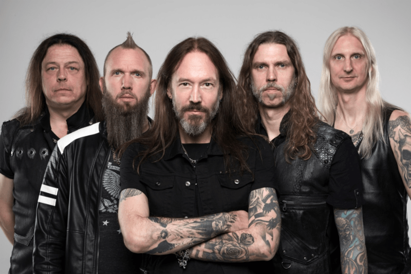 "Hammerfall Releases Video For ""One Against The World"", Discusses 2020 Tour"