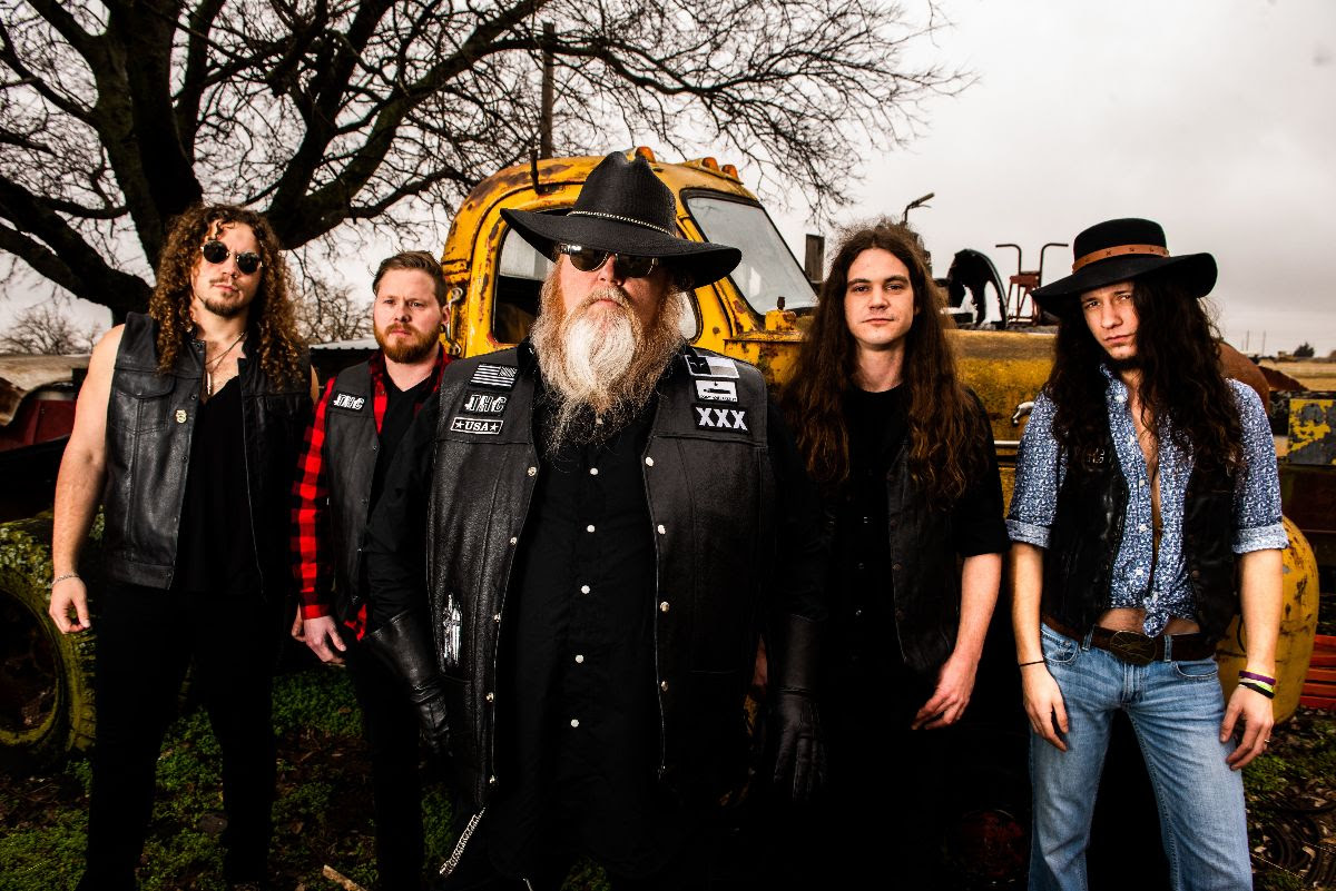 """Texas Hippie Coalition Releases Video For """"Dirty Finger"""""""