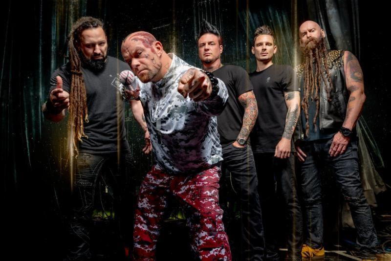 Five Finger Death Punch Announce 2019 Fall U.S. Headlining Tour