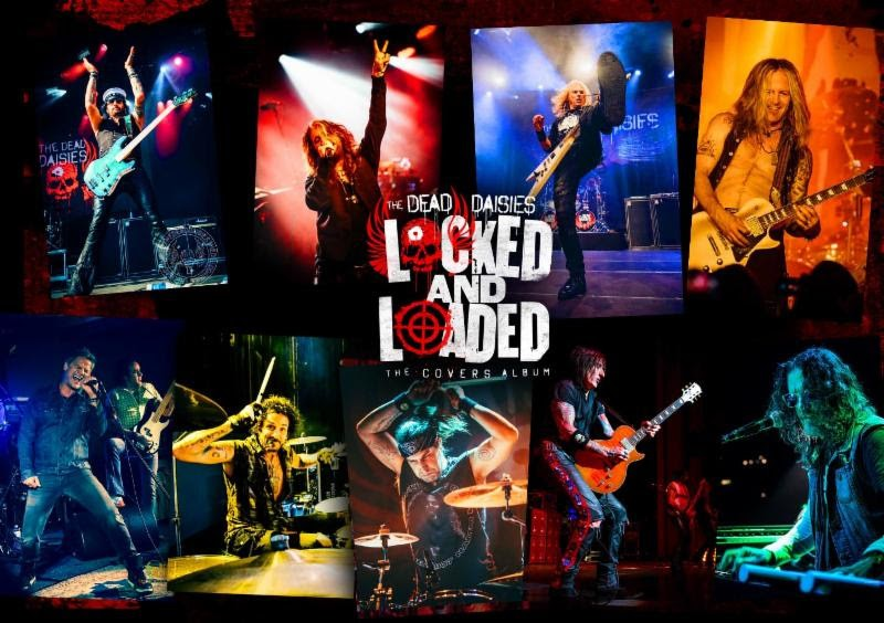 "The Dead Daisies To Release ""Locked And Loaded"" Covers Album On 8/23"
