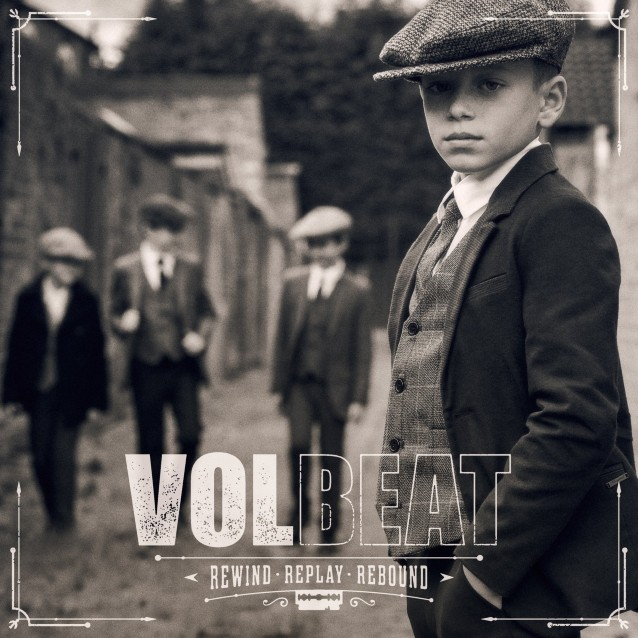 "Volbeat Releases Video For ""Pelvis On Fire"""