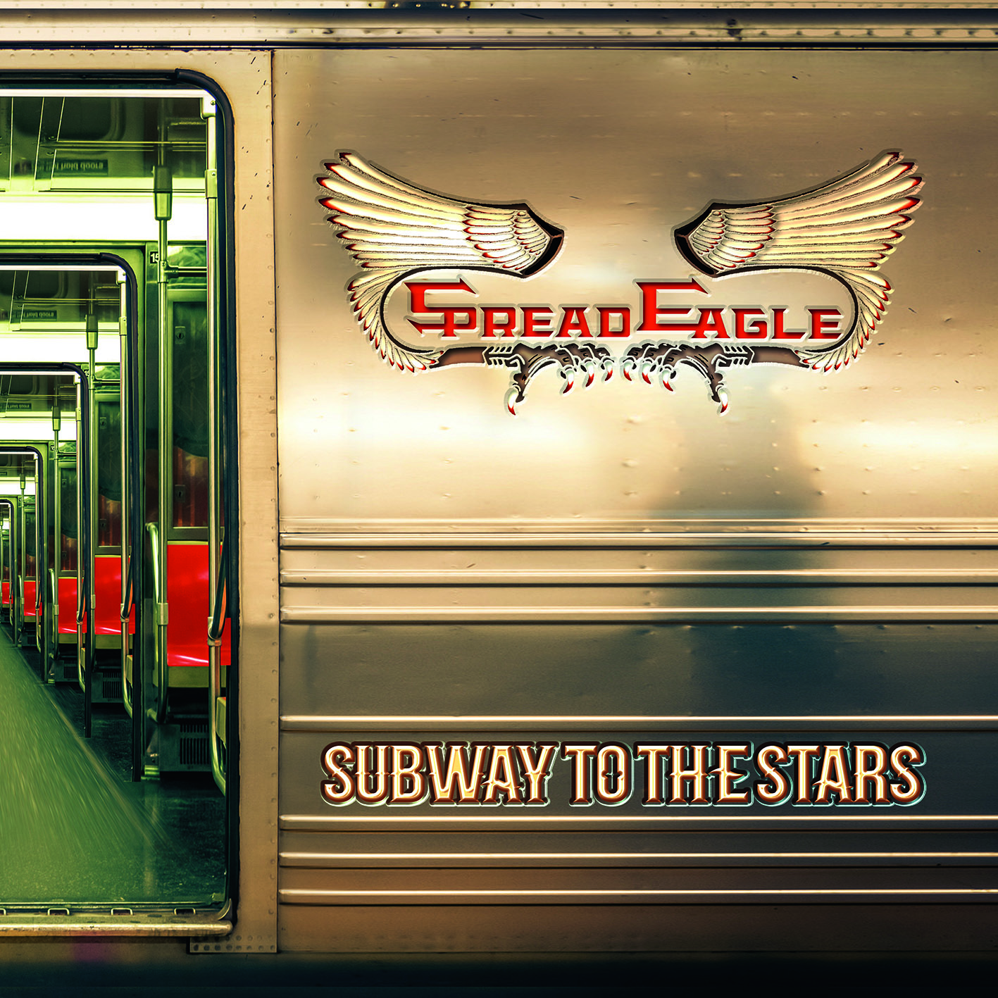 "Spread Eagle's ""Subway To The Stars"" Went Subway To My Trash Bin"