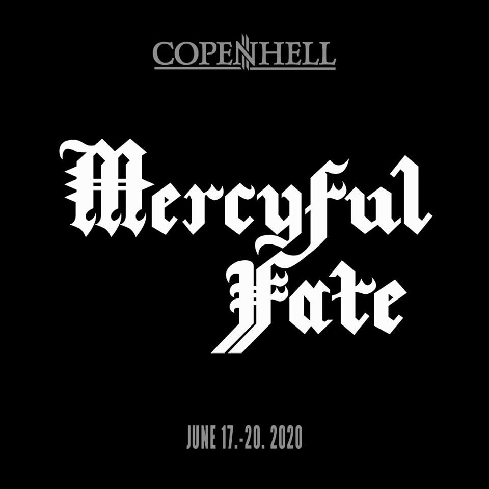 Mercyful Fate Announce Classic Lineup Reunion; Handful Of European Shows Announced