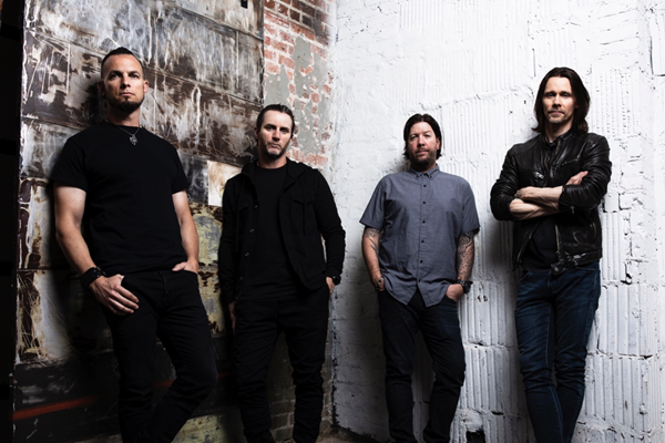 """Alter Bridge Release Lyric Video For """"Take The Crown"""""""