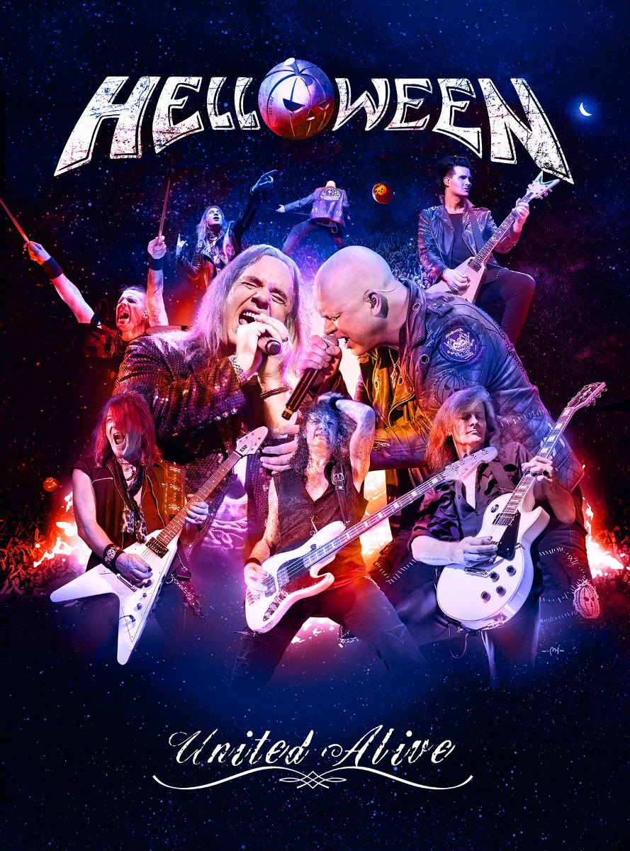"Helloween Release Second Single And Live Clip ""Halloween"""