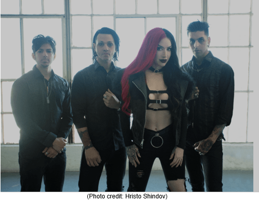 New Years Day Announce Fall Headline Tour