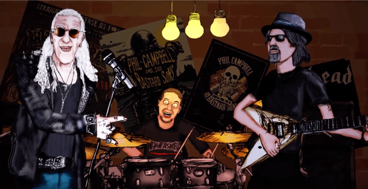 """Phil Campbell Releases """"These Old Boots"""" Feat. Dee Snider, Mick Mars & Others"""