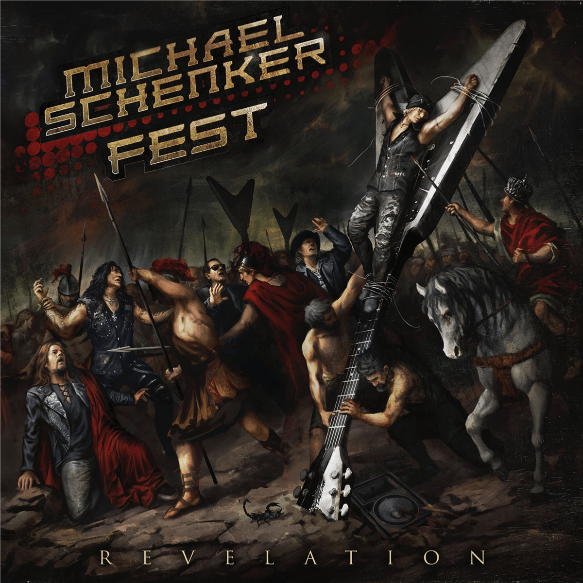 "Michael Schenker Fest Release Video For ""Sleeping With The Light On"""