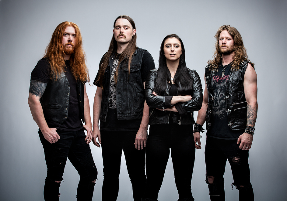 "Unleash The Archers Return With New EP ""Explorers"""
