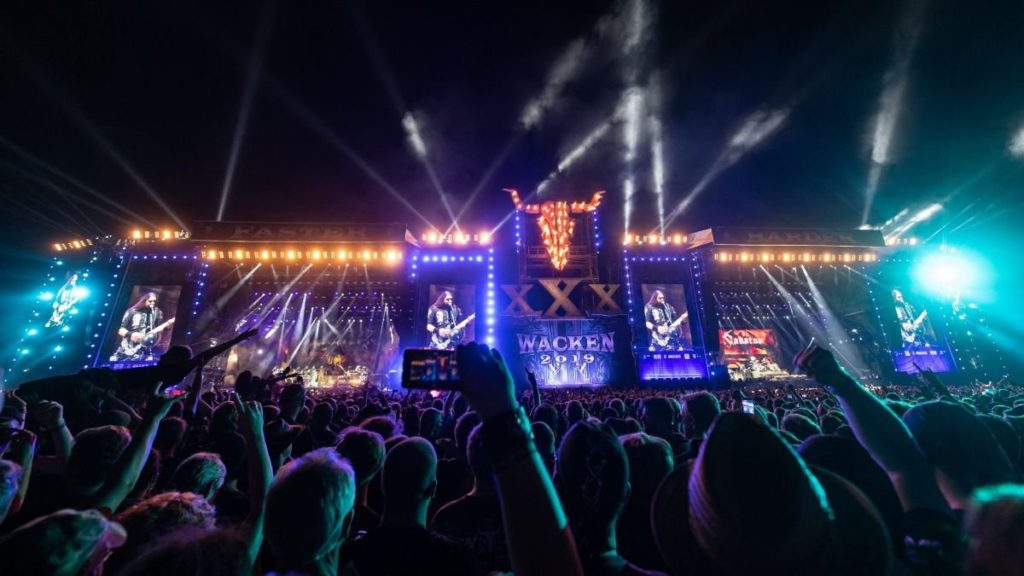 Wacken Open Air Reveals Initial 2020 Lineup Before 2019 Show Even Ends