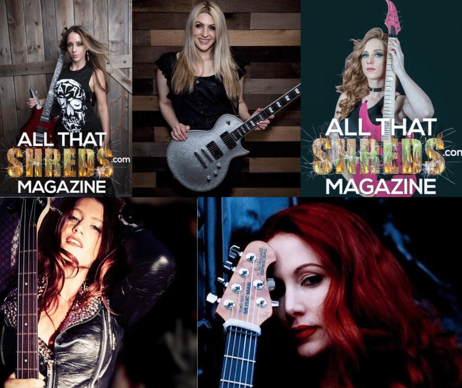 What Do Courtney Cox, Gretchen Menn, Nikki Stringfield, Jasmine Cain & Stephanie Bradley Have In Common?
