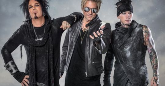 SIXX:A.M. Releases New Song 'Talk To Me' To Help Overcome Stigma Plaguing Opioid Use