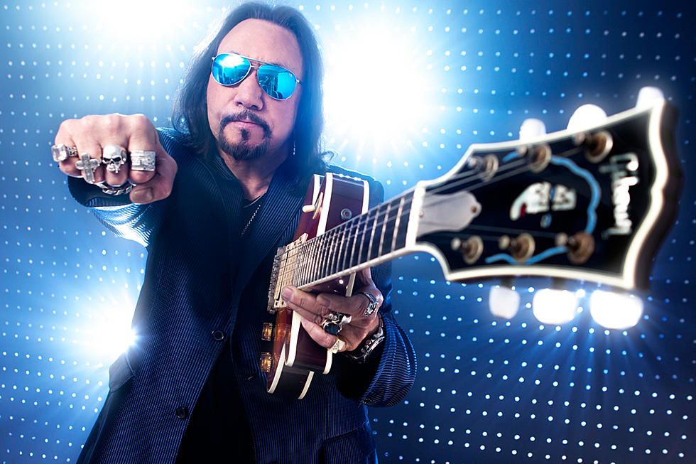 """Ace Frehley's Still Open For A Reunion With KISS But """"The Money Would Have To Be Right & Not At Tommy Thayer's Salary"""""""