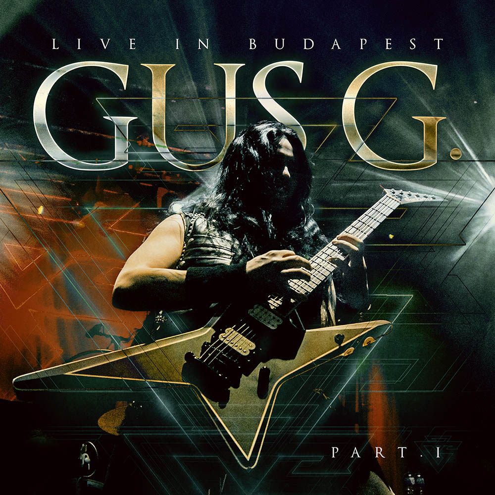 Gus G To Release Live In Budapest - Part 1 EP On September 20th