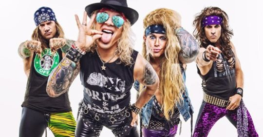"Steel Panther Release New Video For ""F*ck Everybody"""