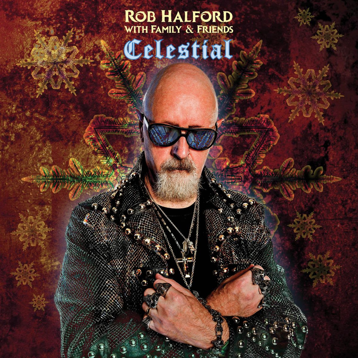 "Rob Halford Announces ""Celestial"" Holiday Album"