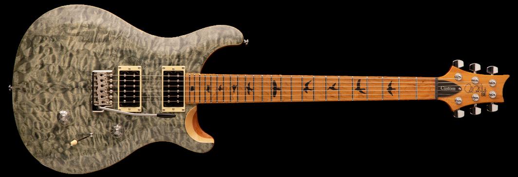 PRS Guitars Introduces Limited Run Of SE Custom 24 Roasted Maple Guitars