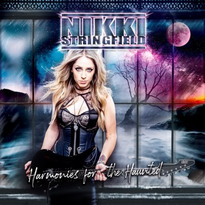 """Nikki Stringfield Releases """"Harmonies For The Haunted"""" EP"""