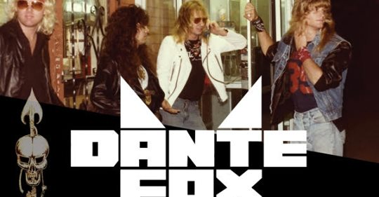 "Great White's Mark Kendall To Seek Legal Action For Release of ""Dante Fox"" Demos"