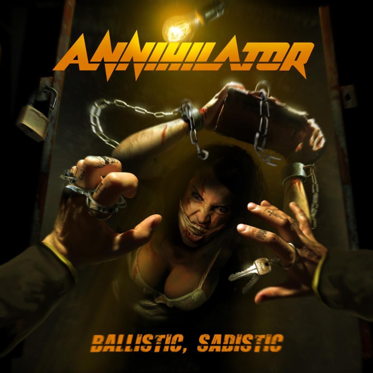 Annihilator To Release New Album 'Ballistic, Sadistic,' January 24th, 2020; New Track Streaming
