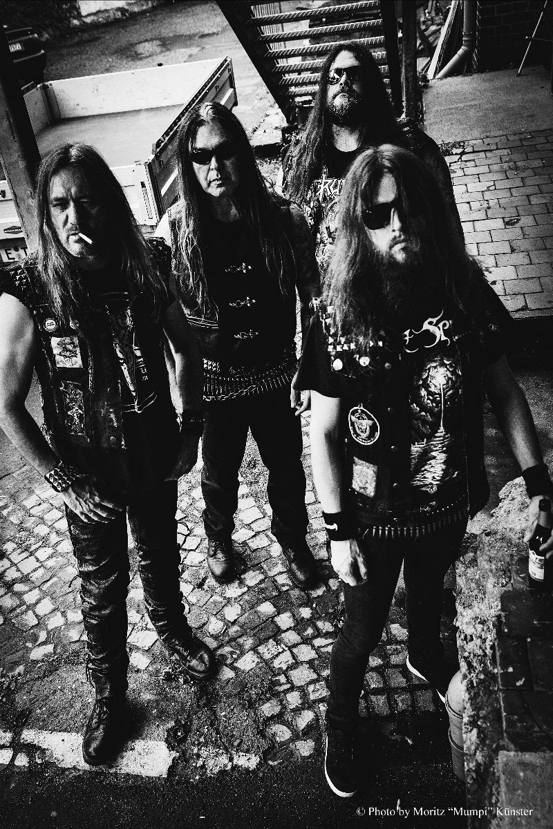 """German Thrashers Sodom Release Video For """"Down On Your Knees"""""""