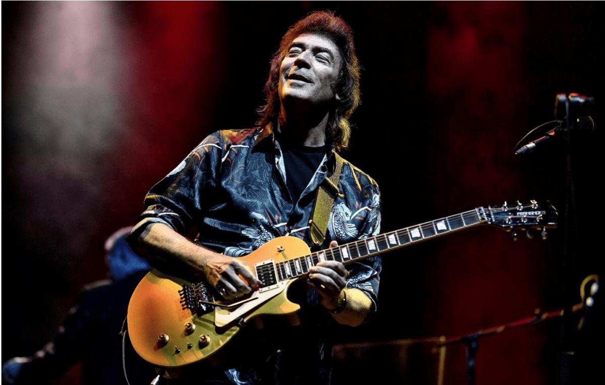 Former Genesis Guitarist Steve Hackett Announces 2020 Canadien And U.S. Tour Dates